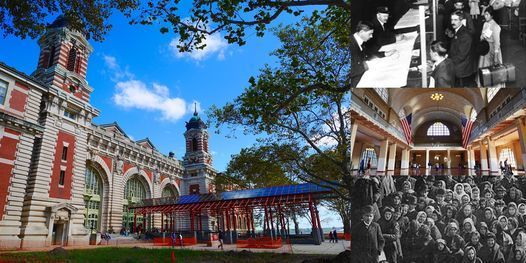 'Ellis Island: The Gateway to Freedom' Webinar, 12 May | Online Event | AllEvents.in