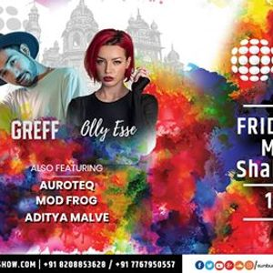 Sunburn Holi with Olly Esse and GREFF
