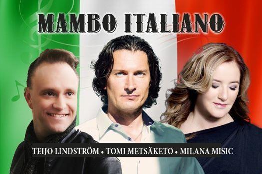 Mambo Italiano  Italialainen konsertti