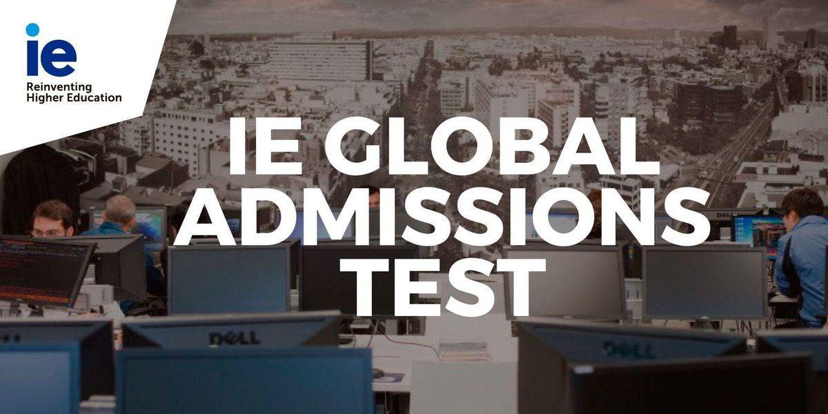 IE Global Admission Test - Hyderabad