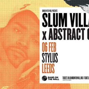 Slum Village x Abstract Orchestra - Leeds