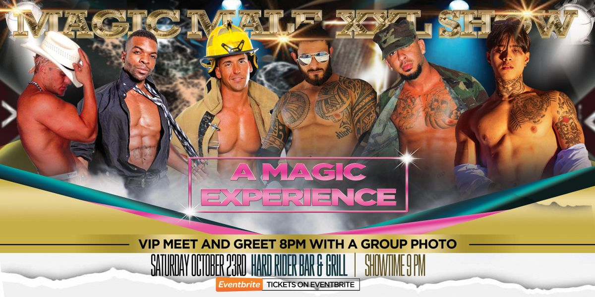 """MAGIC MALE XXL SHOW 