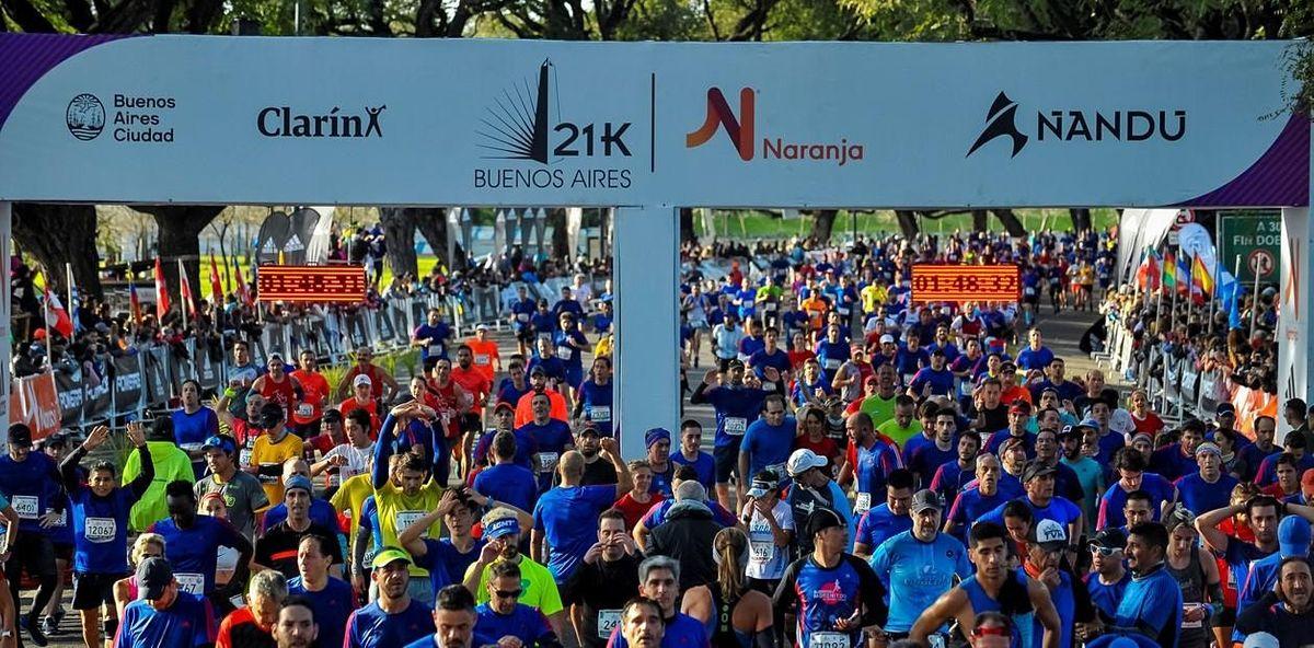 Meia Maratona de Buenos Aires 2021, 22 August | Event in Vicente López | AllEvents.in