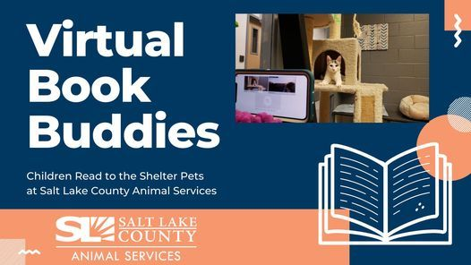 Book Buddies: Kids Read to Shelter Pets, 23 October   Online Event   AllEvents.in