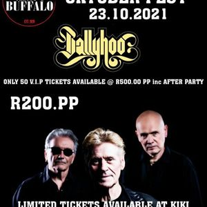 Ballyhoo in Bloem at The Buffalo