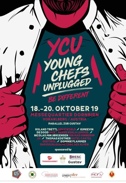 Young Chefs Unplugged 2019