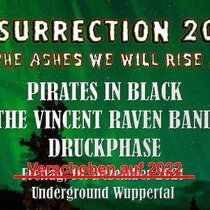 Resurrection 2021 - Underground Wuppertal