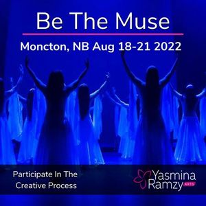 Be The Muse Moncton NB New Dates in August 2022