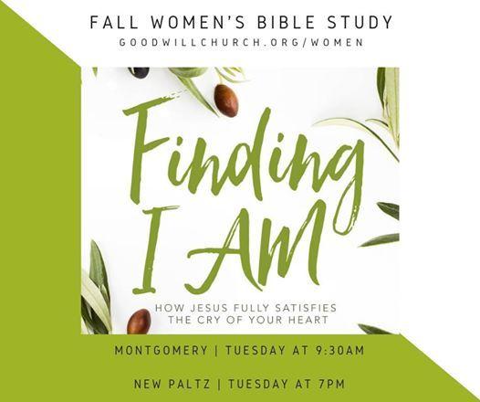 Fall Women's Bible Study: Series Kickoff - New Paltz, NY at