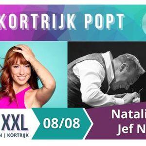 Kortrijk Popt Natalia & Jef Neve