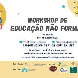Workshop de Educao No Formal 3 Edio (WENF 3.0)