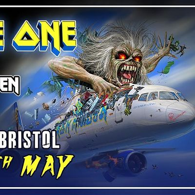 Ed Force One - A Tribute To Iron Maiden at Exchange Bristol