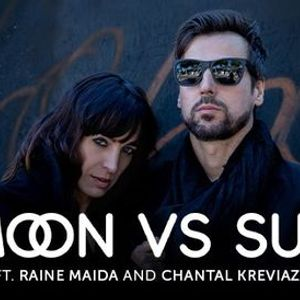 Moon Vs. Sun