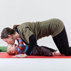 Mum and Baby Yoga Wednesday