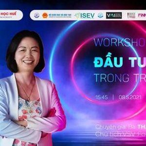 Workshop U T MO HIM TRONG TRNG I HC