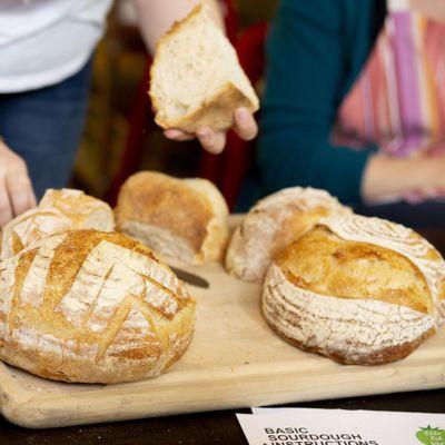Sourdough Bread Making September 29th