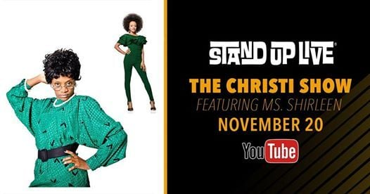 The Christi Show at Stand Up Live