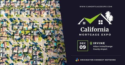 California Mortgage Expo — Irvine, 9 December | Event in Irvine | AllEvents.in