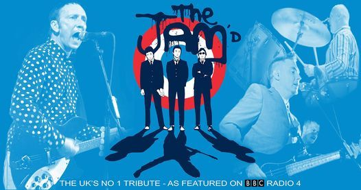 The Jam'd Live!   The Bunkhouse, Swansea, 9 April   Event in Swansea   AllEvents.in