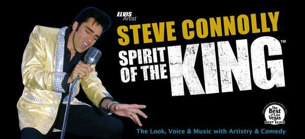 Spirit of the King Elvis Show Starring Steve Connolly, 7 May | Event in Worcester | AllEvents.in