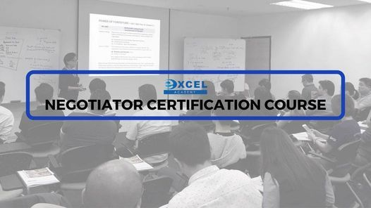 2 Days Negotiator Certification Course, 20 September | Event in Petaling Jaya | AllEvents.in