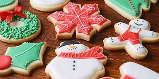 Holiday Cookie Decorating Class at Jo Jo's Cake Cottage ...
