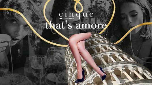 That's Amore Ladies Night | Event in Dubai | AllEvents.in