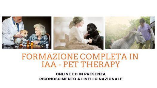 Formazione completa in Pet Therapy. | Event in Cagliari | AllEvents.in