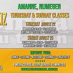 Kizomba Urban Kiz Summer Dance Course In Nijmegen