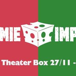 Salamie Improv Theater Box