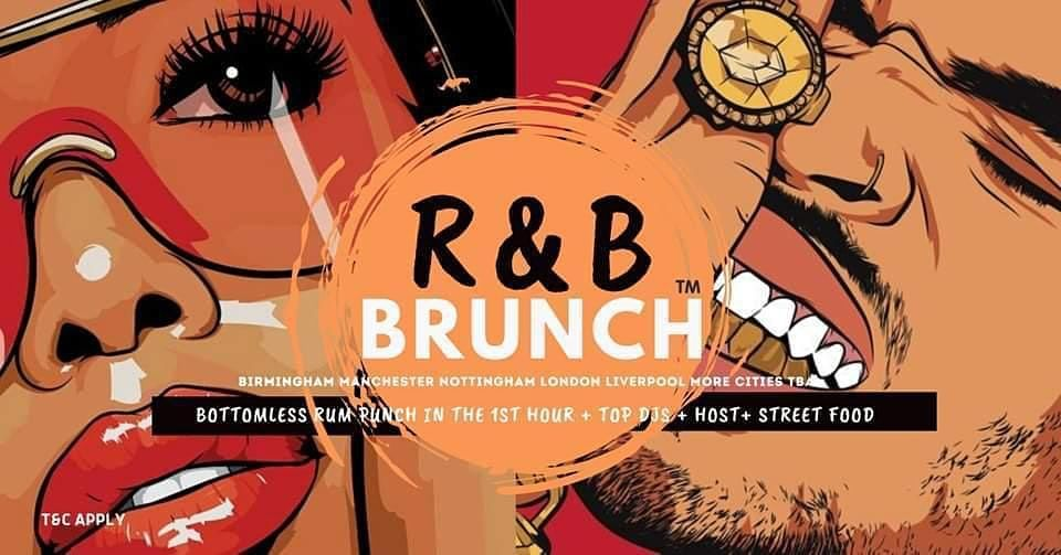 R&B Brunch MCR - Re-opening 17 JULY, 17 July | Event in Manchester | AllEvents.in