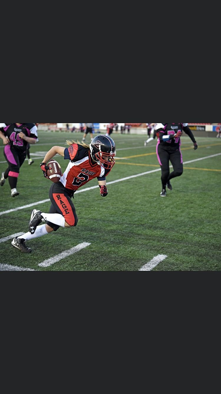 Rage  - Calgary Elite Women's Tackle Football -  Annual Silent Auction, 8 April | Event in Calgary | AllEvents.in