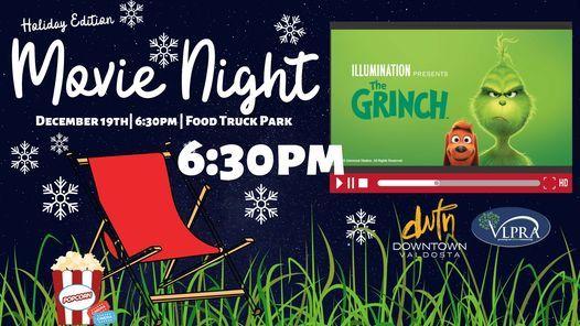 Outdoor Movie Night - Holiday Edition, 19 December | Event in Valdosta | AllEvents.in