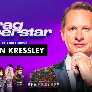 Drag Superstar with Carson Kressley