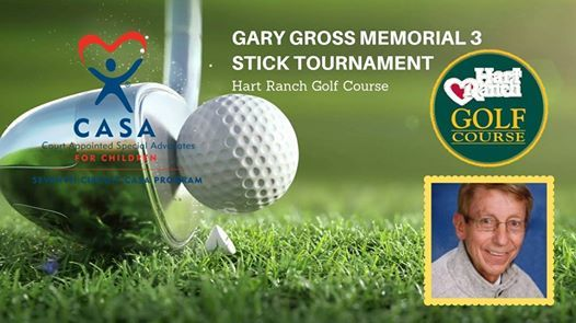 Gary Gross Memorial 3 Stick Tournament