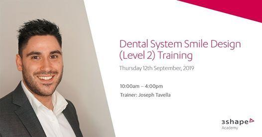 3Shape Academy - Dental System Smile Design Training (Level