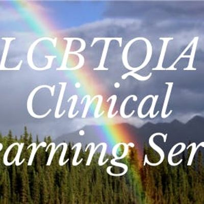 LGBTQIA Clinical Learning Series - Session 4 Supporting Family Members