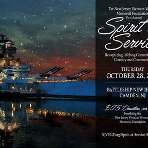 First Annual Spirit of Service