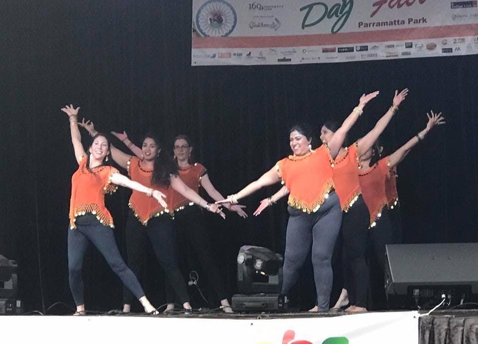 BOLLY DANCE  DIWALI FESTIVAL INTERMEDIATES COURSE  City (5 weeks)