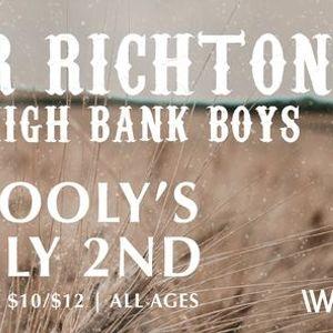 Tyler Richton & The High Bank Boys at Woolys