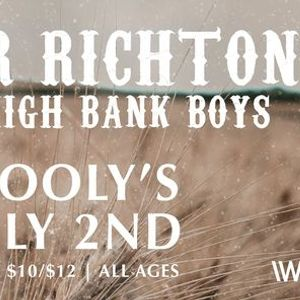 Tyler Richton & The High Bank Boys at Woolys