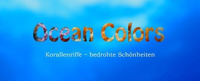 Filmprsentation Ocean Colors