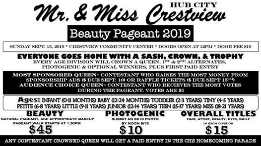 Miss Valentine Sweetheart Pageant events in the City  Top