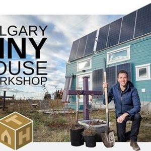 Calgary Tiny House Workshop