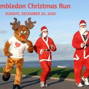 Wimbledon Christmas Run Live