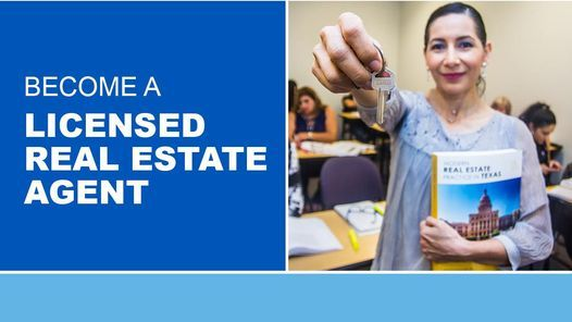 Become a Licensed Texas Real Estate Agent, STC Continuing ...