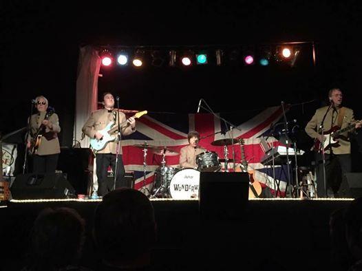 Wonderwall Beatles Tribute at Barn Dinner Theatre, Greensboro