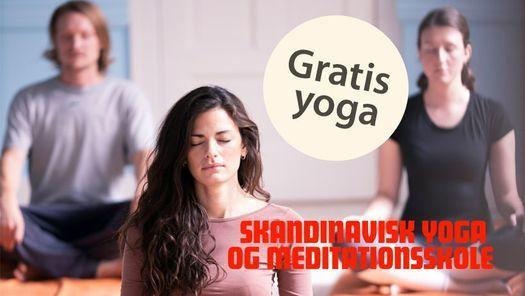 På skolen: Gratis Prøvetimer - Yoga & meditation | Event in Copenhagen | AllEvents.in