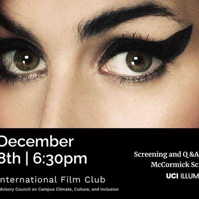International Film Club - Amy (Asif Kapadia 2015)