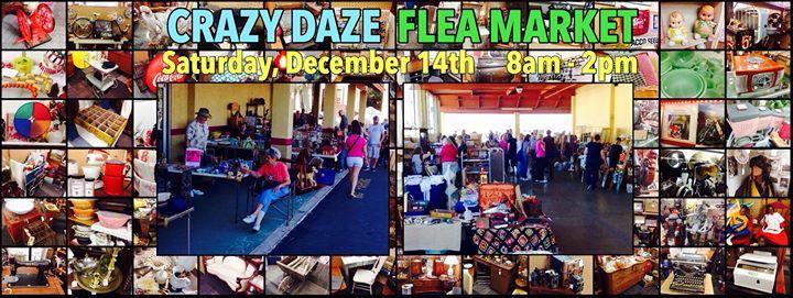 CRAZY DAZE - Flea Market Sidewalk Sale and Vintage Marketplace